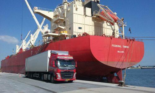 scheepsproviand-vandermarktransport