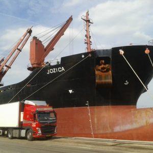 scheepsproviand-transport-koelauto-vandermarktransport